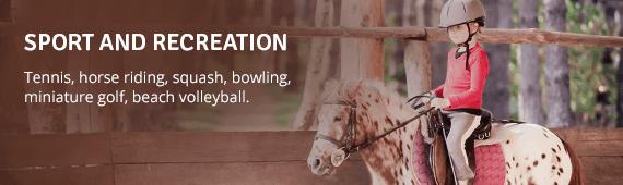Ośdorek Mediocus - sport i rekreacja