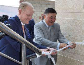 Oficjalne otwarcie zagranicznej filii Centrum Słuchu iMowy Medincus wBiszkeku