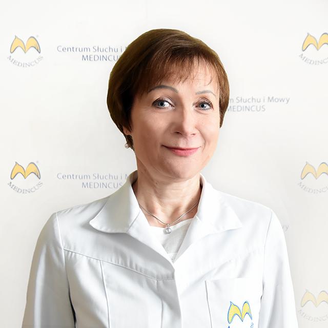Irena Urban, Katowice, Medincus