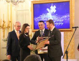 Wyróżnienie w konkursie SUKCES ROKU 2018 W OCHRONIE ZDROWIA – LIDERZY MEDYCYNY.