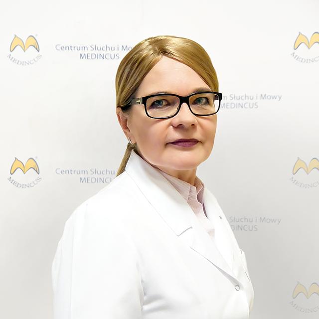 Anna Fabijańska, Warszawa, Medincus