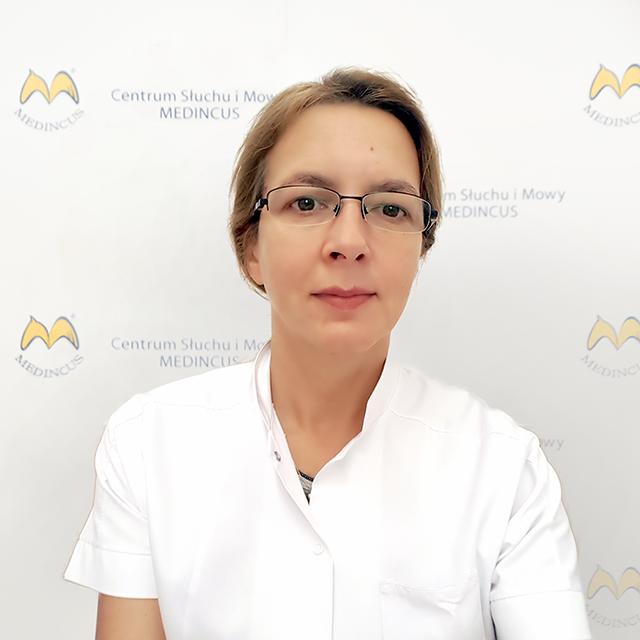 Anna Piotrowska, Warszawa, Medincus