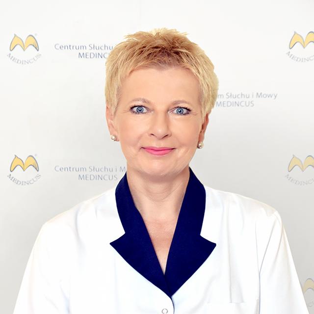 Barbara Osóbka, Kajetany, Medincus