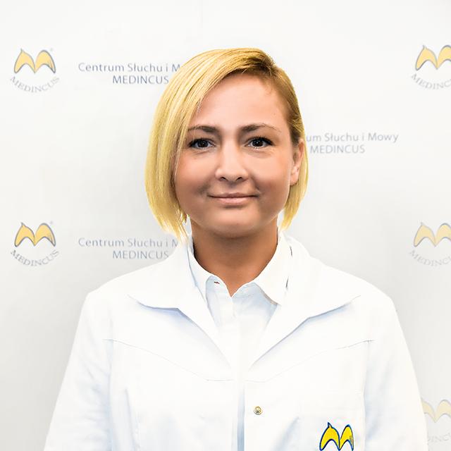 Jolanta Pacanowska, Szczecin, Medincus