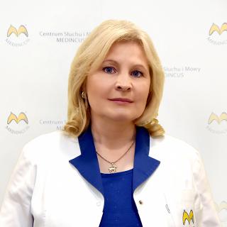 Jolanta Wiśniewska, Kajetany, Medincus