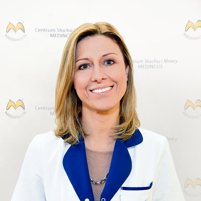 Anna Zawadzka, Warszawa, Medincus