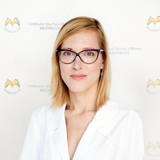 Justyna Dąbrowska-Bień, Kajetany, Medincus