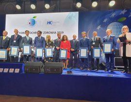 Medincus laureatem nagrody Forum Ochrony Zdrowia