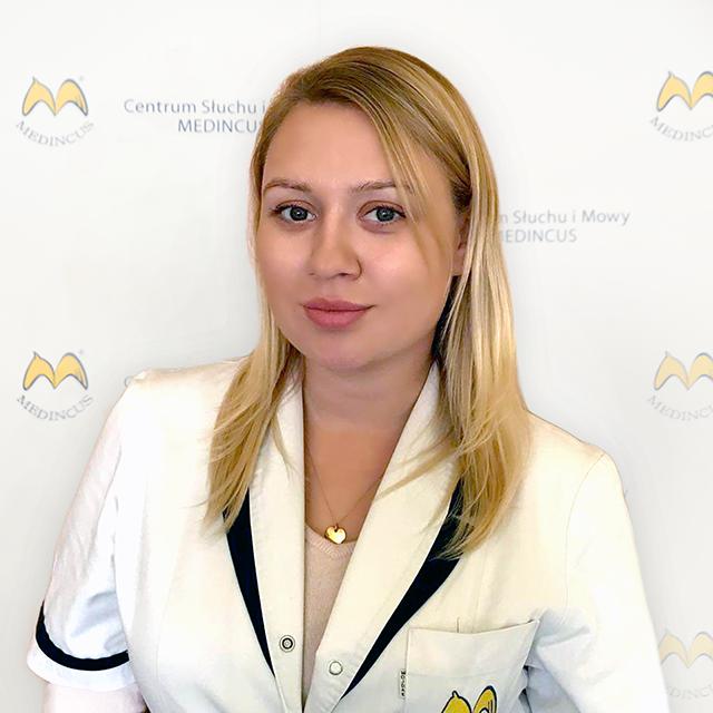 Magdalena Nurek, Katowice, Medincus