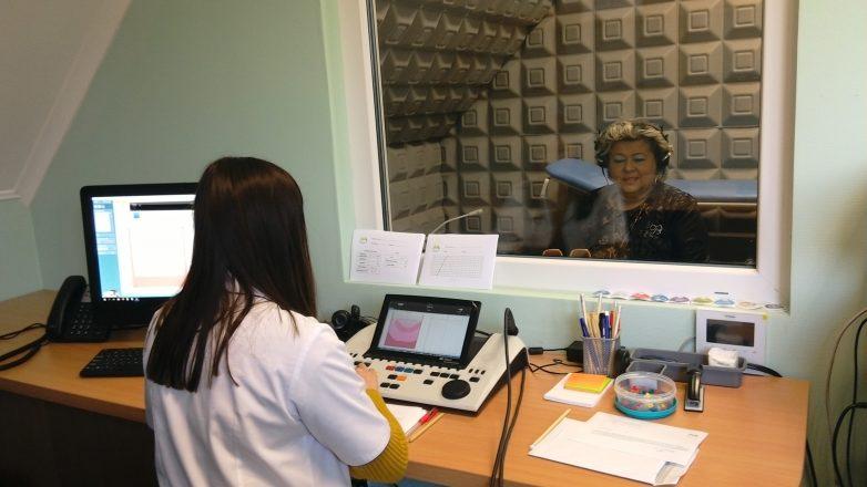 Более тысячи пациентов прошли обследования слуха по случаю Всемирного дня слуха