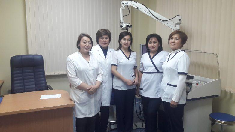 Четвертый день рождения филиала в Бишкеке